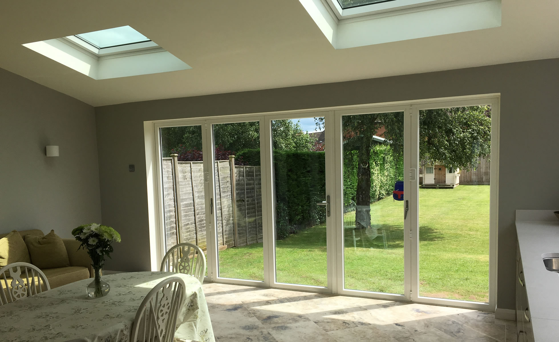 New extension in Thame