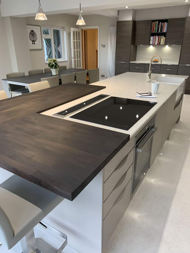 Kitchen design and install in Thame