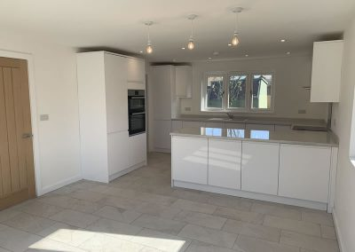 New kitchen in Towersey