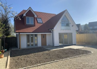 New house in Thame area