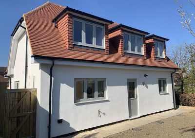 New build in Oxon