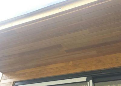 Hardwood ceiling in Haddenham