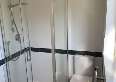 New shower room in Towersey