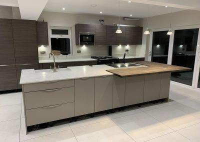Modern kitchen in Bucks
