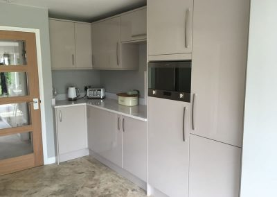 New kitchen fitted in Thame