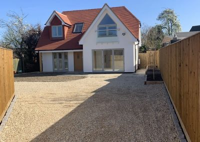 New builkd builders in Oxfordshire